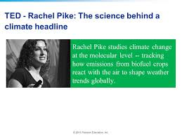 The science behind a climate headline