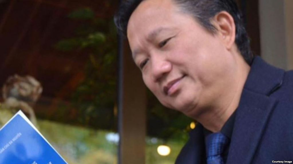 Học tiếng Anh qua bản tin Germany Says Vietnam Kidnapped Ex-Oil Official in Berlin