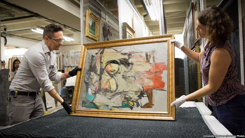 Học tiếng Anh qua bản tin Long-lost $160 Million Painting Returned to Museum
