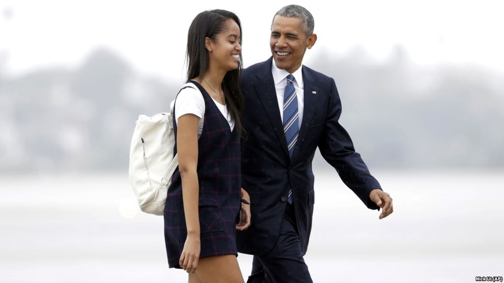 Giáo dục - Education Malia Obama Moves in for First Year at Harvard