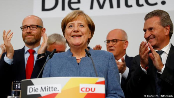 Thế giới - World A change taking place in Germany`s government?