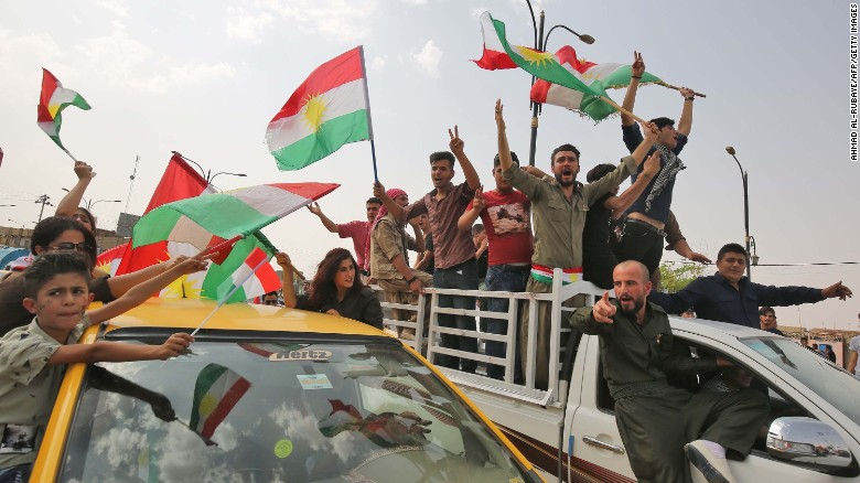 Thế giới - World Vote on independence in Kurdistan and Iraq's concern