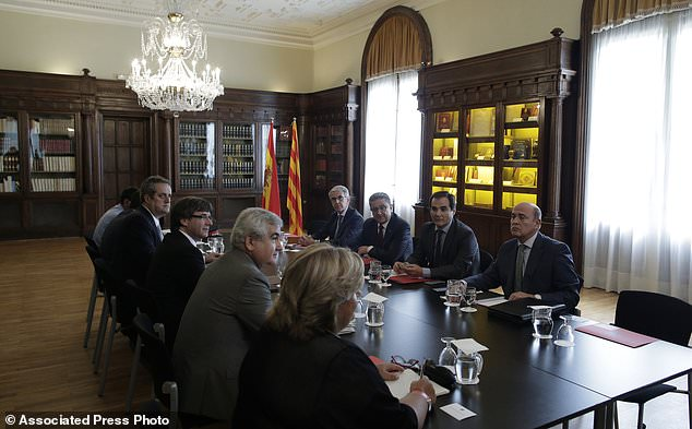 Pháp luật - Laws Catalonia accused the European Union