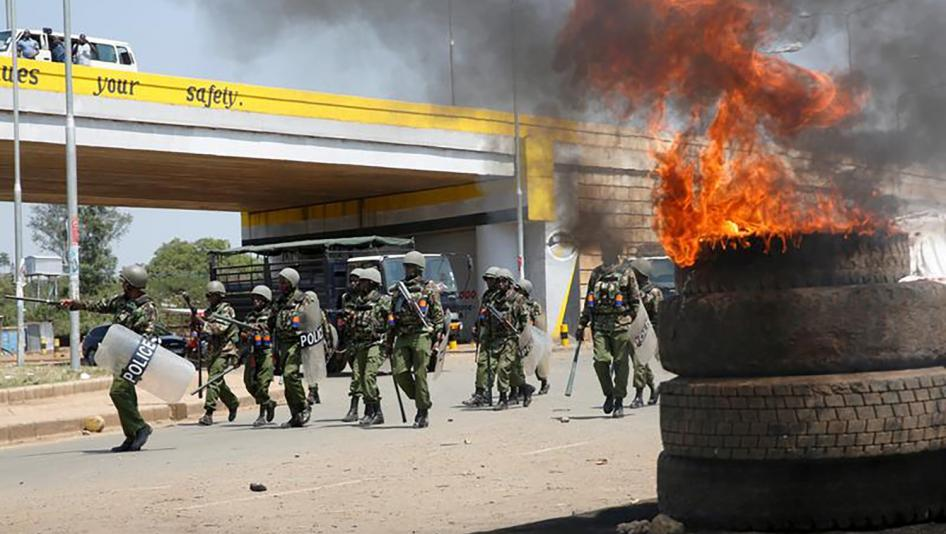 Thế giới - World Top Kenyan University Closed as Political Tensions Rise