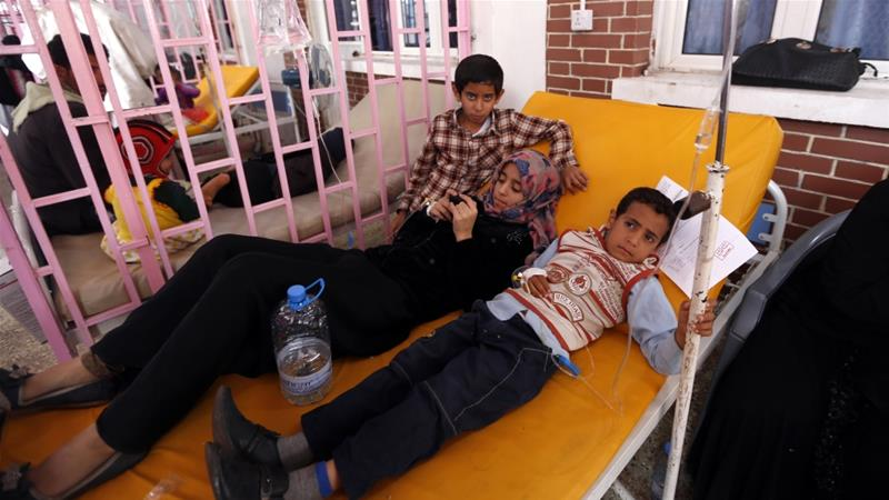 Sức khỏe - Health Yemen cholera outbreak could hit one million by the end of 2017