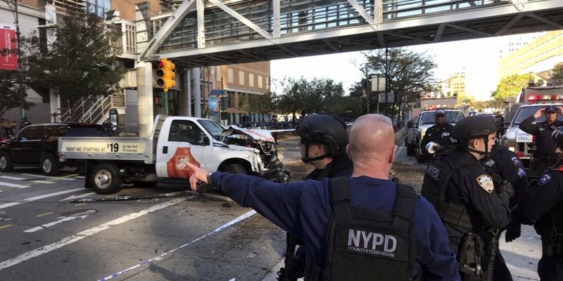 Pháp luật - Laws New York City terror attack: 8 dead