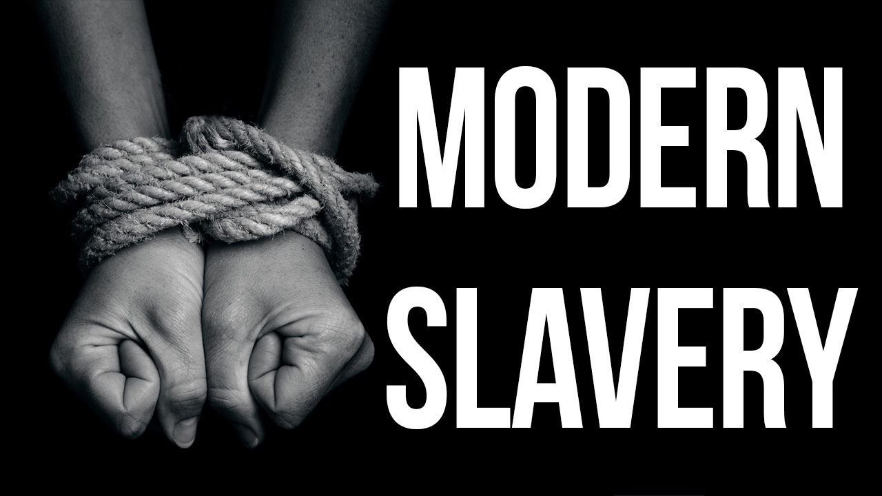 The issue of modern day slavery