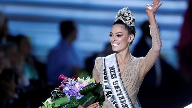 Giải trí - Entertainment Miss South Africa becomes Miss Universe