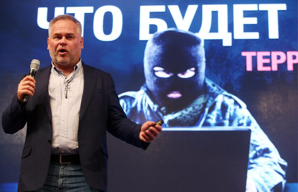 Công nghệ - Tech Kaspersky CEO denies spying for Russia