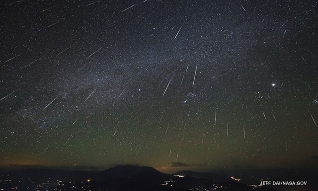 Khoa học - Science This Year's Geminid Meteor Shower Might Be One Of The Best Ever